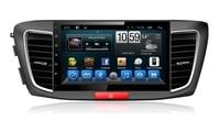 Navirider car dvd player for Honda Accord octa core android 8.1.0 car gps multimedia head unit stereo tape recorder