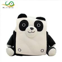 Mlitdis панда рюкзак дети Школьные сумки Детский сад Школьный 3D мультфильм животных Сумка Милый парень малыша Школьные сумки подарки для детей
