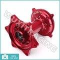 Red trasero rueda cubo de llanta para Honda CR 125 250 R CRF 250 450 R CRF X 250 450 00 01 02 03 04 05 06 07 08 09 10 11 12 13 14