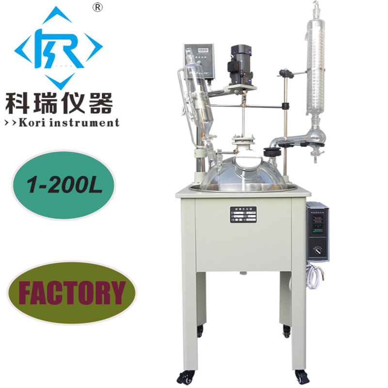 20l Multifunctional Stirred Chemical reactor analysis Borosilicate Glass Vessel fuzzy logic control of continuous stirred tank reactor cstr page 3