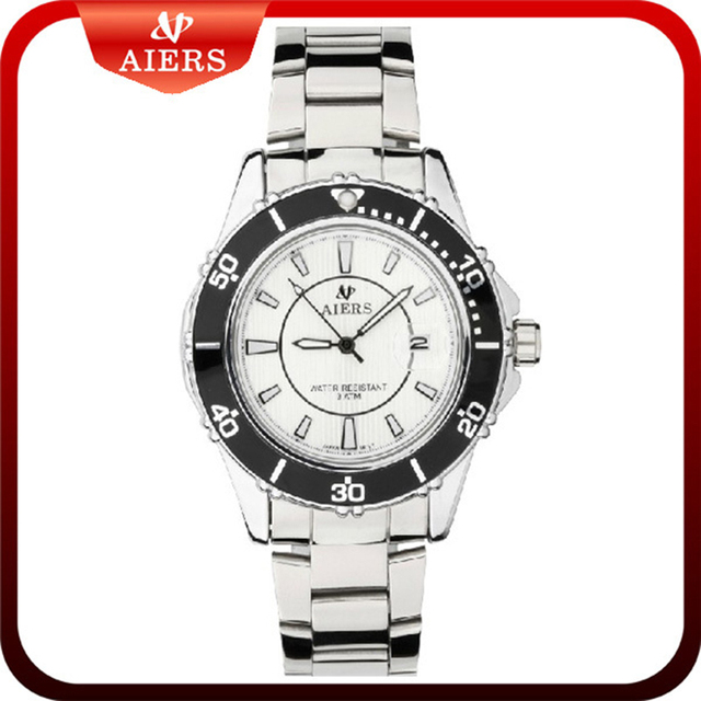 Excellent Cheap Japan Quartz Movt All Stainless Steel 3 Atm Water Resistant Business Watch