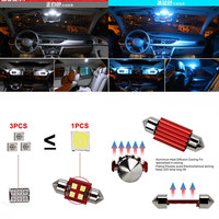 20Pcs Canbus No Error LED Lamp Car Bulbs Interior Package Kit For 2000 2006 BMW X5