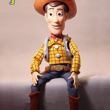 Action-Figures Toy-Model Collection Anime-Decoration Jessie Woody Buzz Children Gift