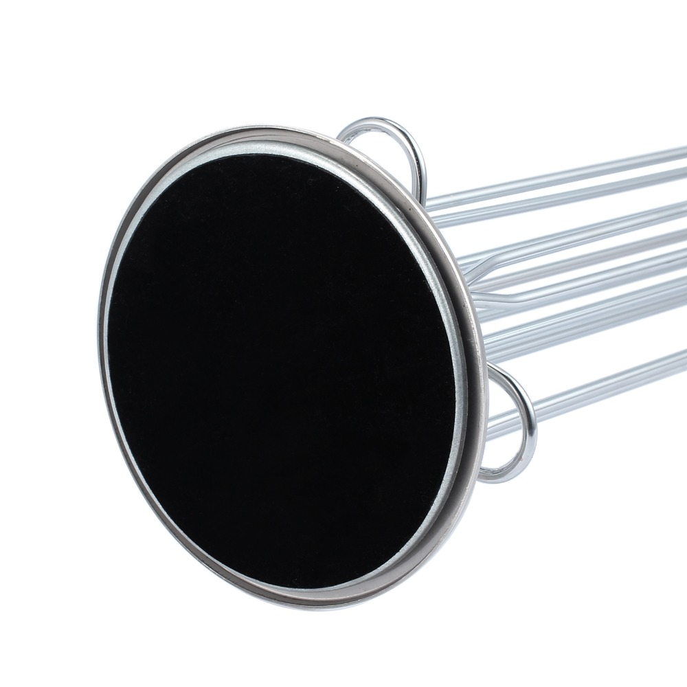 Proster-360-Degree-Rotating-Rack-Stand-Tower-for-Nespresso-capsule-holder-40-Capsules-Chrome-Steel-Stainless (3)