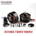 SUNNYSKY X3108S 720KV 900KV Outrunner Brushless Disk Motor for Multirotor/ Multicopter