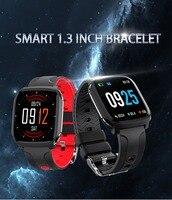 Health Bracelet Heart Rate Blood Pressure Smart Band Fitness Tracker Smartband Wristband honor mi fit bit Smart Watch Men TF950