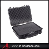 Internal size 396.5*267.6*101mm waterproof protective tool case for multimeter and folding knife