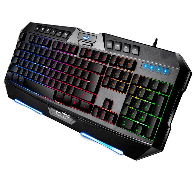 Aliexpress.com : Buy Genius Zeus E sport Gaming Backlit Keyboard ...