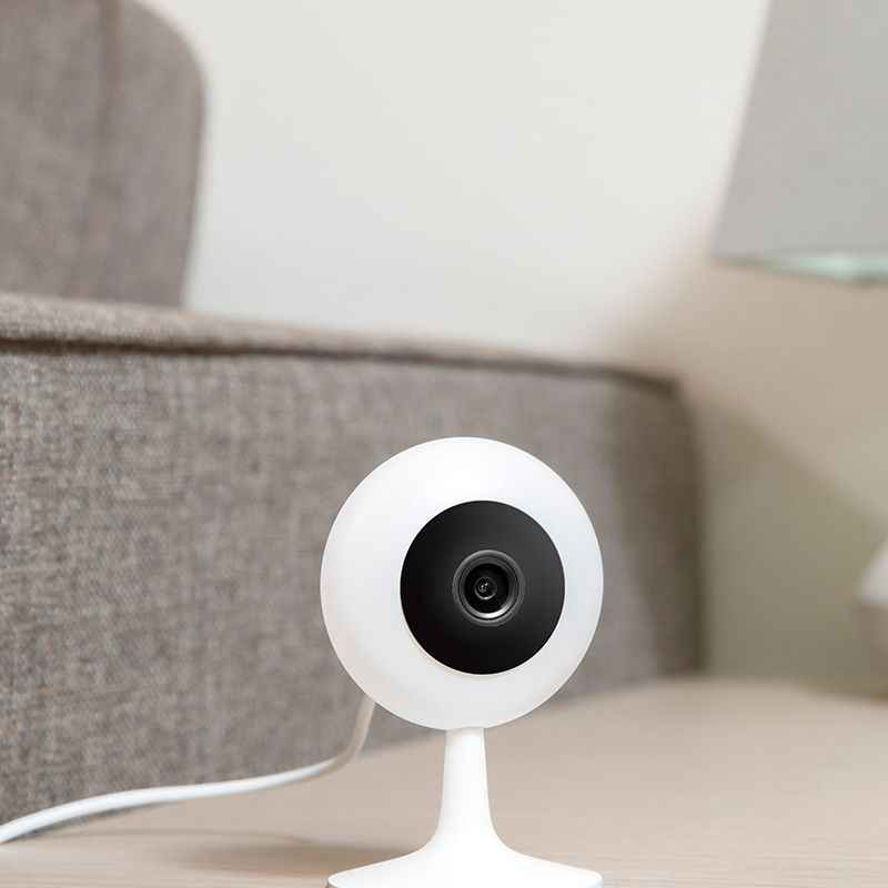 كاميرا ويب ذكية من شاومي شياو باي إصدار مشهور 110 زاوية 1080P رؤية ليلية عالية الدقة كاميرا ويب IP لاسلكية تعمل بالواي فاي كاميرا تشوانغمي منزلية ذكية