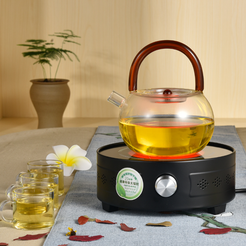 no radiation Water Boiling Induction Cooker 220V Terrible Hot Surface Electric Ceramic Mini Induction Cooker Cooking Teapot