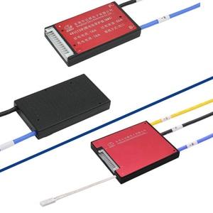 Image 4 - EBike 15S 48V lifepo4 LiFe 배터리 보호 보드 20A 30A 40A 50A 60A 리튬 철 충전 밸런스 PCB PCM 팩 셀 BMS 3.2V