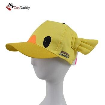 Bonnet Moogle Chocobo Final Fantasy XV FF15 casquette Noctis Lucis Caelum accessoires Cosplay bonnet carnaval chapeau soleil coton cosdad