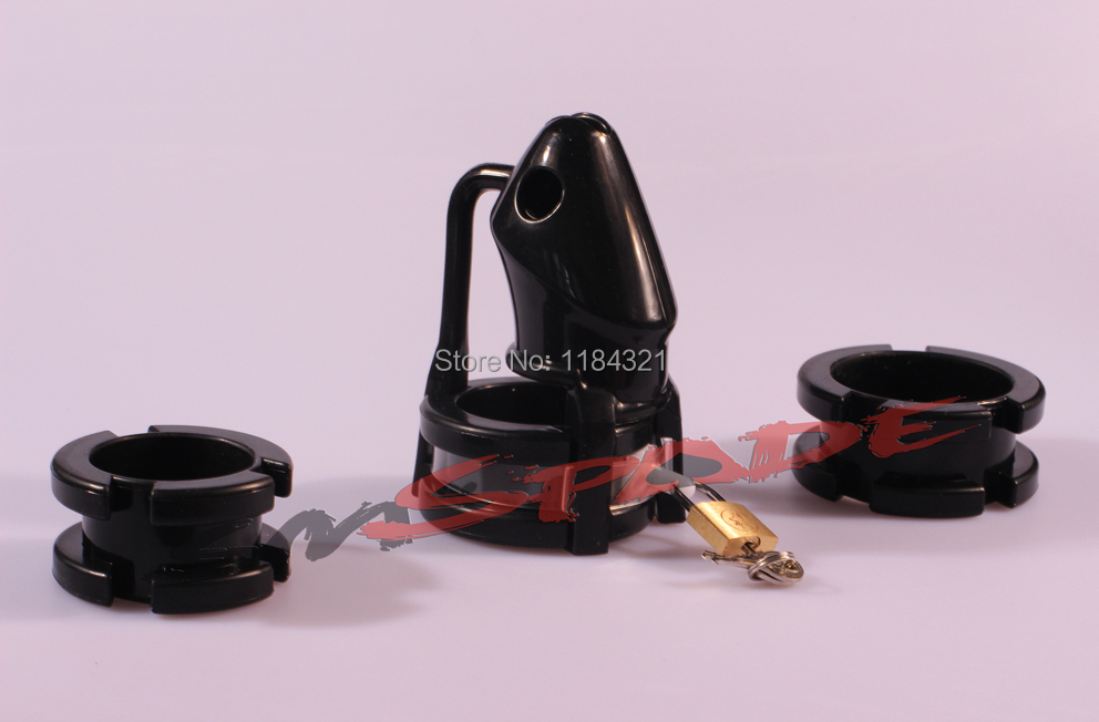 5% off silicone male chastity penis cage/male cock cage for men sex toys adult sex product ,with 3 silicone rings penis cages f sex shop small male penis confinement chastity cage metal cock ring cockring chastity belt toy sex toys for men free shipping