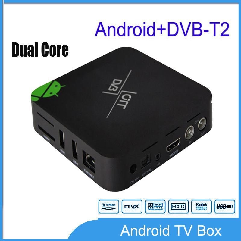 dvb s2 receiver dual core google android 4 2 smart tv box iptv wifi internet hd 1080p hdmi. Black Bedroom Furniture Sets. Home Design Ideas