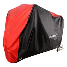 190T M L XL XXL XXXL Motorcycle Covers Outdoor Indoor Motorbike Scooter Motors Rain UV Dust Protective Red Cover For Honda D35 200x90x100cm black silver 190t waterproof motorcycle covers outdoor indoor motorbike scooter motor rain uv dust protective cover
