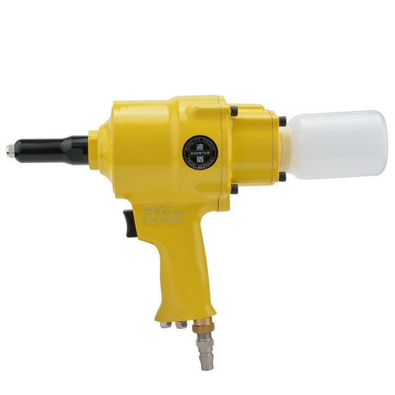 Pneumatic Nail Gun Pull Strength Type Gun Type Rivet Pliers Pneumatic Riveter Riveting Gun Bd-4803  цены