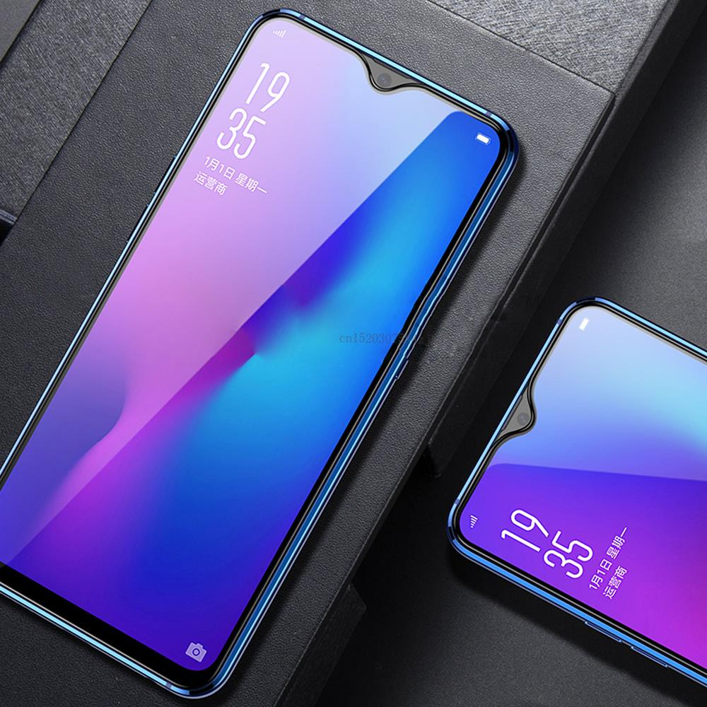 For Vivo Y91C Tempered Glass For Vivo Y95 Y91i  Y93 V11i Screen Protective Glass Full Coverage