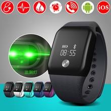 Blood Pressure Smart Watch Track Wristwatch Clock Bluetooth Connected font b Smartwatch b font Heart Rate