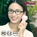 skineat china manufacture the best face electric silicone deep facial cleansing brush for young women