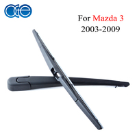 QEEPEI Professional Wiper Blades Rear Wiper Arm And Blade 14 For FOR Mazda Mazda 3 MK