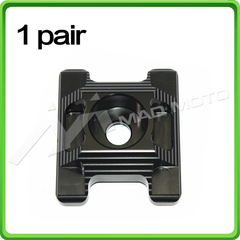 CNC Rear Axle Spindle Chain Adjuster Blocks For Honda Grom MSX125 MSX 125SF 2013 2014 2015 2016 Black partol black car roof rack cross bars roof luggage carrier cargo boxes bike rack 45kg 100lbs for honda pilot 2013 2014 2015