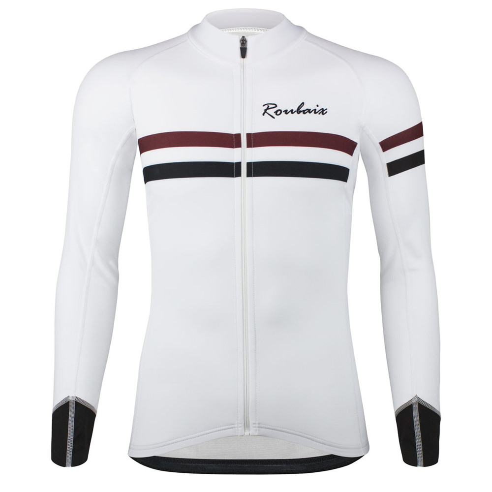 Pro Team Thermal Fleece Cycling Jersey Maillot Ciclismo invierno Long Sleeve Bike Jacket winter Bicycle Clothes mens Cycle wear