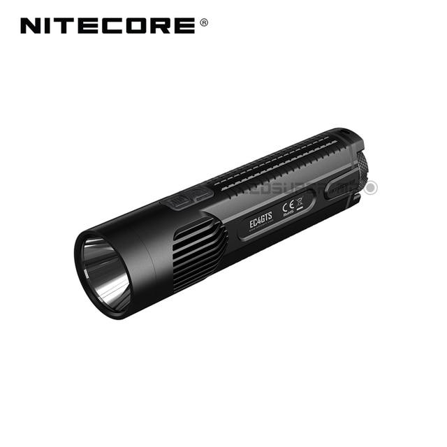 Wysokowydajna latarka Nitecore EC4GTS CREE XHP35 HD LED 1800 lumenów