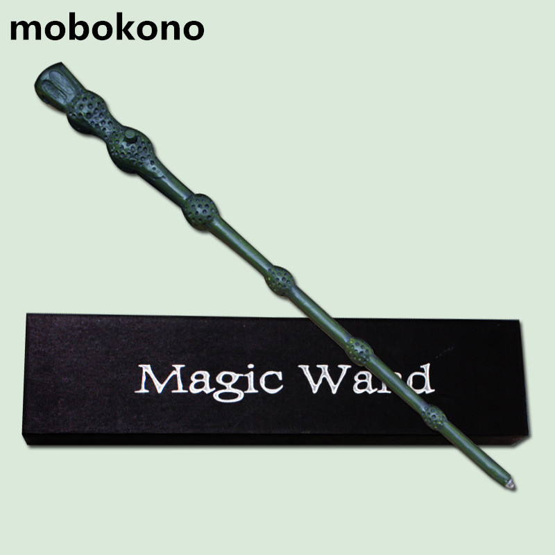 mobokono Free Shipping Christmas gift Led Dumbledores Magical Wand New In Box Led Light
