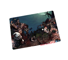 borderlands mouse pad gear boy gift game pad to mouse notebook computer mouse mat brand gaming mousepad gamer laptop