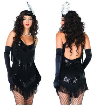 Hot Pink Cabaret Wig Ladies Fancy Dress 20s Burlesque Showgirl Costume Accessory