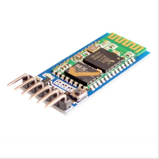 Free shipping! JY-MCU anti-reverse Bluetooth serial pass-through module, wireless serial, HC-05, master-slave 6pin for arduino