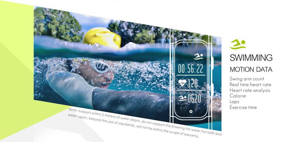 Makibes G03 GPS Smart Bracelet (7)