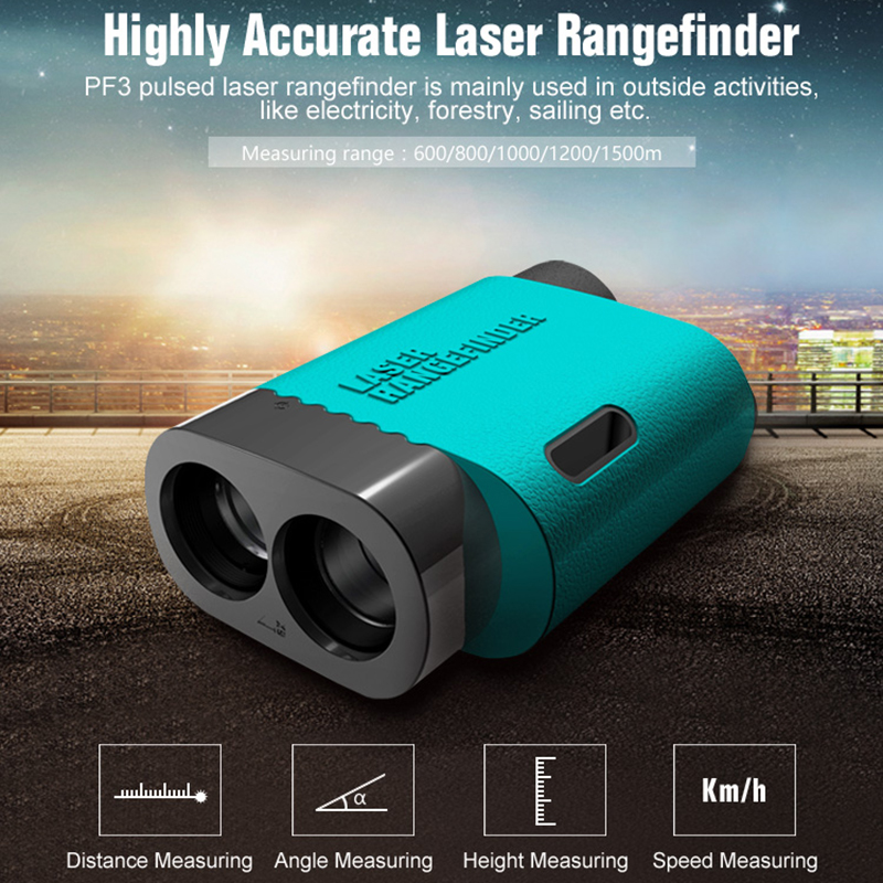 600M Hunting Rangefinder Laser Range Finder for Hunting and Golf with Scan and Angle Speed measurements 600 m rangefinder laser range finder with distance and speed measurements monocular golf hunting range finder