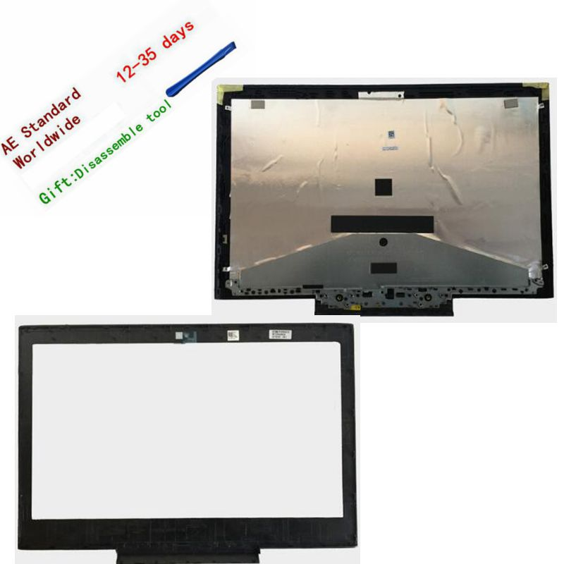Laptop cover For Dell Inspiron 15 7000 7567 7566 LCD top cover/LCD front bezel 03F1JX 0R6JR9Laptop cover For Dell Inspiron 15 7000 7567 7566 LCD top cover/LCD front bezel 03F1JX 0R6JR9