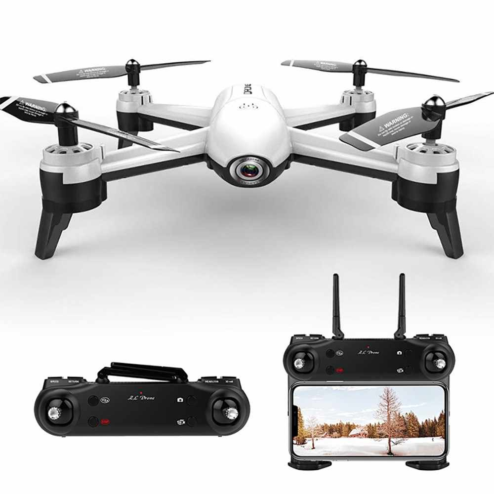 Drone SG106 Wifi FPV RC Drone 4K Kamera Optical Flow 1080P HD Dual Kamera Aerial Video RC Quadcopter pesawat Quadrocopter Mainan