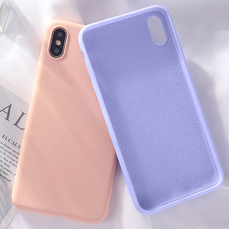 Liquid Silicone Case For Samsung Galaxy A20E A10 A20 A30 A40 A50 A60 A70 A80 A90 A6 A7 2018 S8 S9 S10 5g S10E Note 8 9 10 Plus