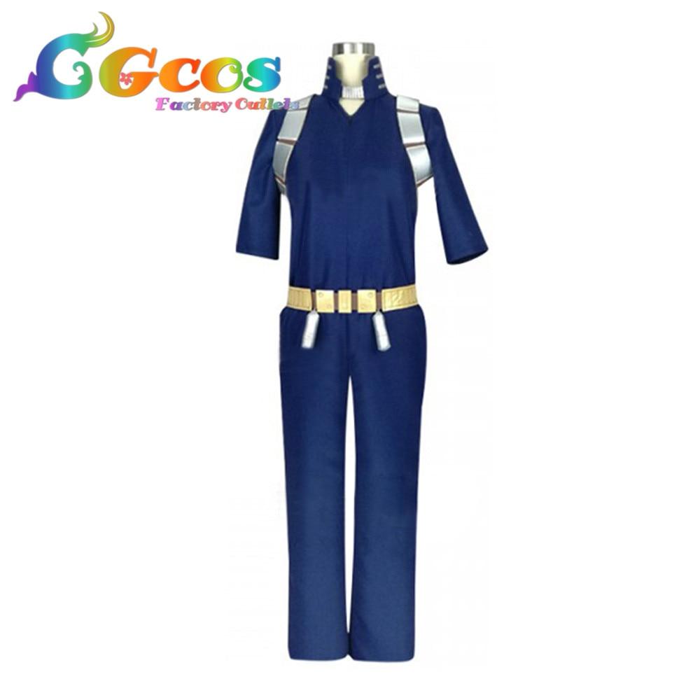 CGCOS Free Shipping Cosplay Costume My Hero Academia Boku no Hero Akademia Shoto Todoroki Battle Anime Halloween Christmas