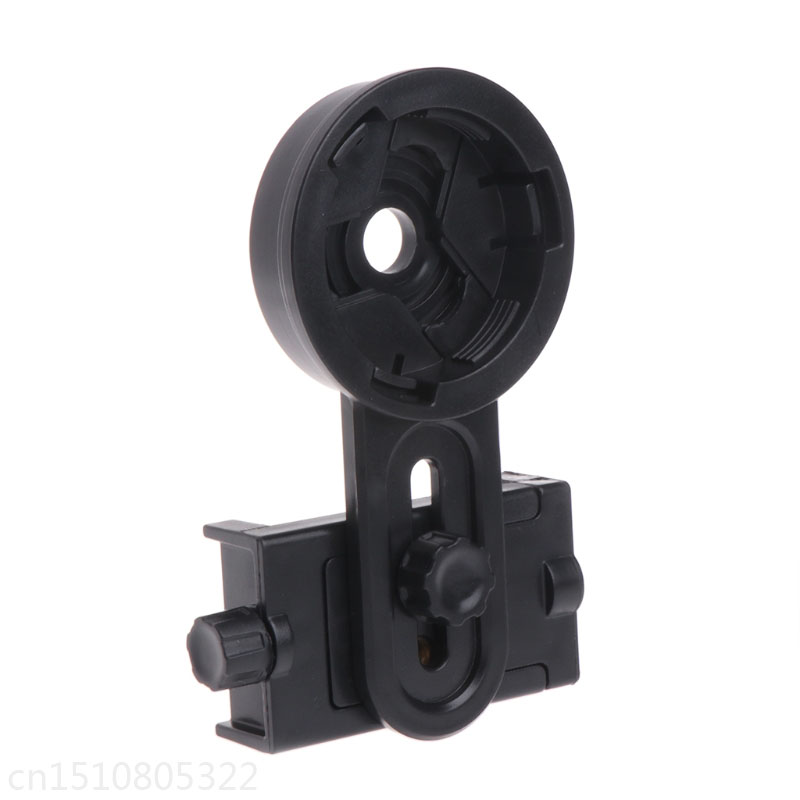 Universal Phone Adapter Holder Mount Bracket Binocular Monocular Telescope Clip mini pocket monocular telescope binocular