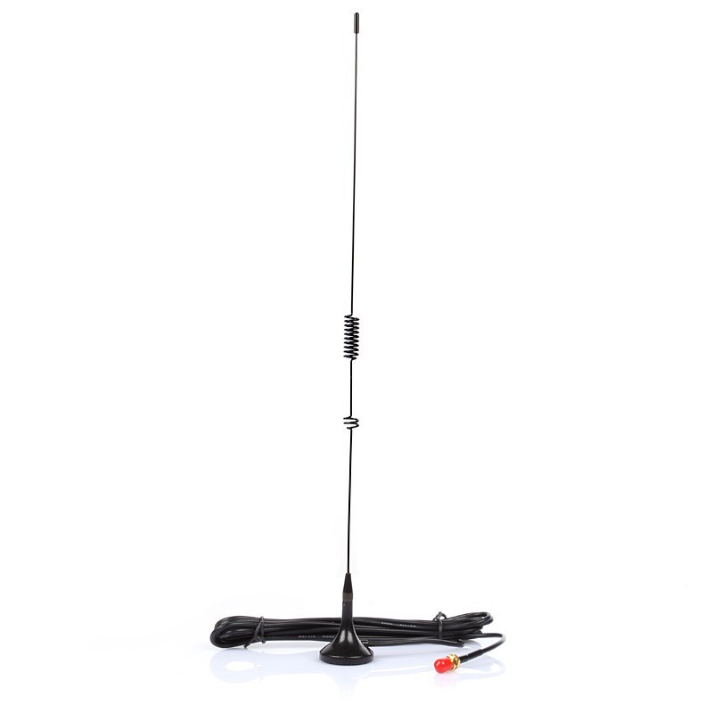 walkie talkie accessories antenna UT-106 136 400 <font><b>mhz</b></font> SMA-Female Dual Band UHF/VHF antenna for baofeng talkie uv5r uv 5ra image