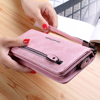 Luxury Women Wallet Leather Phone Case For IPhone 8 7 6 6s Plus SE 5S For