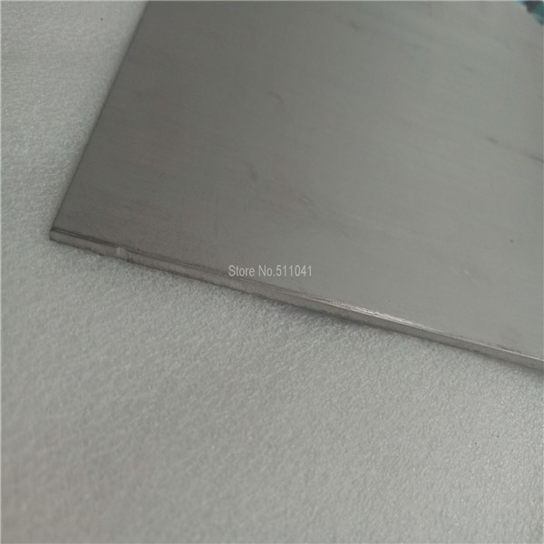 US $200 18 |Grade 5 titanium sheet Gr5 ti 6al 4v titanium plate 2pcs  2mm*250mm*300mm wholesale price,free shipping-in Abrasives from Tools on