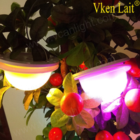 50PCS/lot Waterproof led light for paper lantern light,glass vase party decoration home party for wedding centerpieces