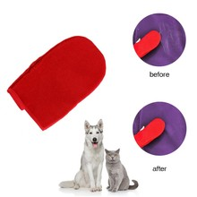 super practical pet must have large sticky wool gloves pet sticky wool gloves pet supplies electrostatic
