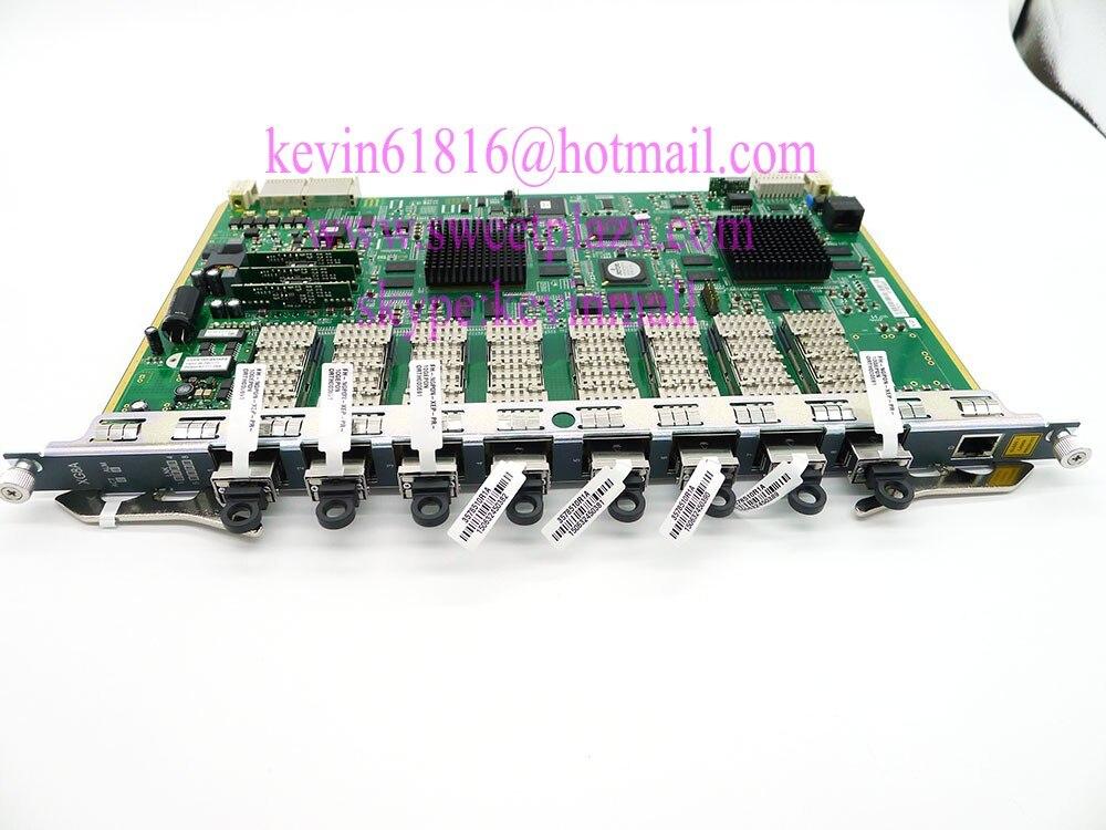 10g Geschwindigkeit 8 Ports Epon Bord Für 5516-01 Etc. Olt, Xg8a Board Mit 8 Module