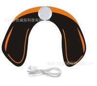buttock massage apparatus Intelligent shaping electric carry buttock abundant buttocks boo smart fitness equipment