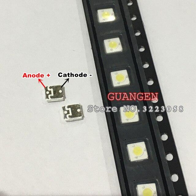 4000pcs LED Backlight 1W 3V 3535 3537 Cool white LCD Backlight for TV TV Application A127CECEBUP8