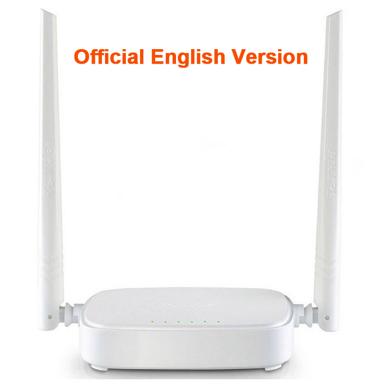 Английская версия Беспроводной WI-FI маршрутизатор Tenda Wi-Fi ретранслятор Extender домашней сети 802.11 B/G/N RJ45 300 мбит/с