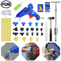 35 шт./компл. PDR инструменты для кузова автомобиля  инструменты для ремонта вмятин  набор молотков