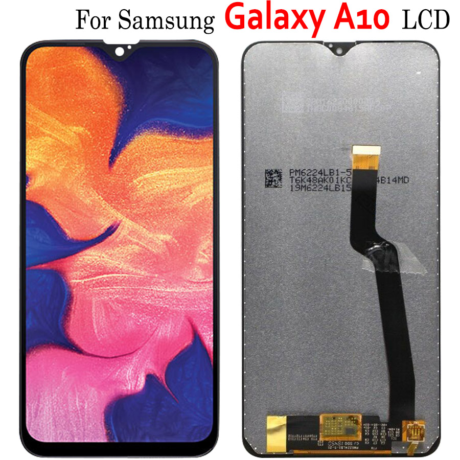 For <font><b>Samsung</b></font> Galaxy A10 <font><b>LCD</b></font> Digitizer A105/DS A105F A105FD A105M Display Touch <font><b>Screen</b></font> Digitizer For <font><b>Samsung</b></font> <font><b>M10</b></font> M105M M105Y <font><b>LCD</b></font> image
