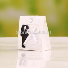 Bride And Groom Wedding Boxes Favour